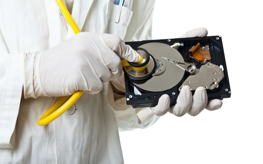 DATA RECOVERY REFERENCE